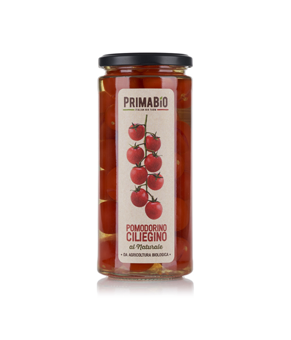 Cherry Tomato in Brine