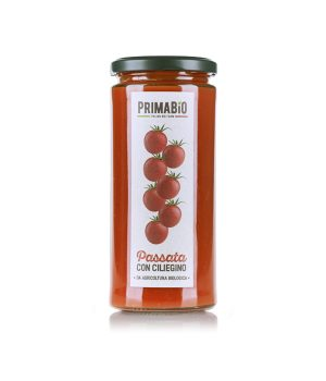 Cherry tomato puree